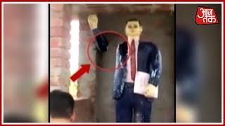 सिद्धार्थनगर में भी तोड़ी गयी आंबेडकर की मूर्ती | Breaking News