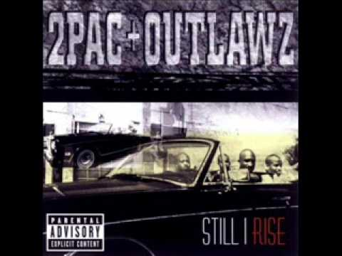 2Pac & Outlawz - Still I Rise - 13 - Tattoo Tears [HQ Sound]