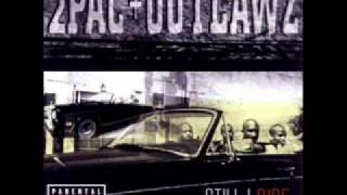 2Pac & Outlawz - Still I Rise - 13 - Tattoo Tears [HQ Sound]