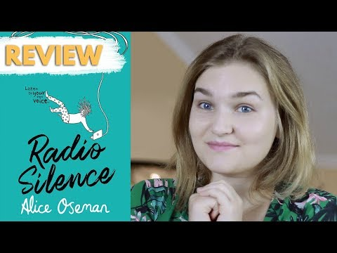 👍 Radio Silence By Alice Oseman // Review & Book Talk