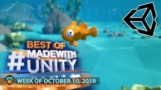 BEST OF MADE WITH UNITY #41 - Week of October 10, 2019