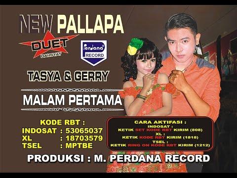 Gerry Mahesa & Tasya Rosmala   - New Pallapa - Malam Pertama [Official]