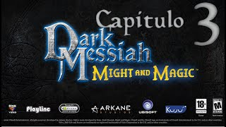El Mundo Absurdo De los #Videjuegos Dark Messiah of Might & Magic con @FGSM Capitulo 3