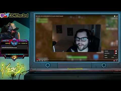 CDNThe3rd reacts to Dakotaz face reveal