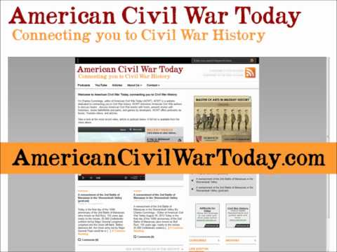 Interview with Walter Coffey on The Civil War Months