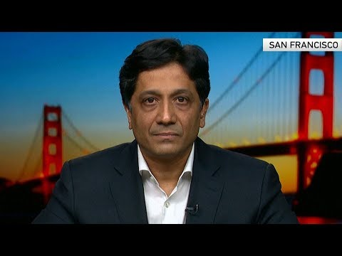 Arun Sundararajan talks about Chinese Didi's growth and outlook
