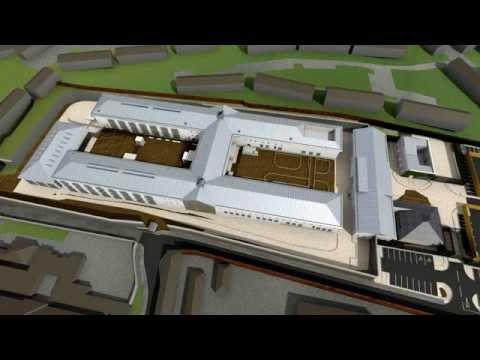 Cork Prison construction animation