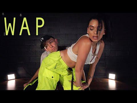 Cardi B – WAP feat. Megan Thee Stallion Dance Choreography   Matt Steffanina