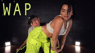 Cardi B - WAP feat. Megan Thee Stallion Dance Choreography | Matt Steffanina