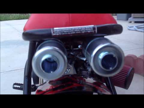 LSC Edition MBX11 mini bike