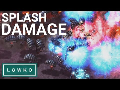 StarCraft 2 Co-op: SPLASH DAMAGE - Power Trip on Brutal!