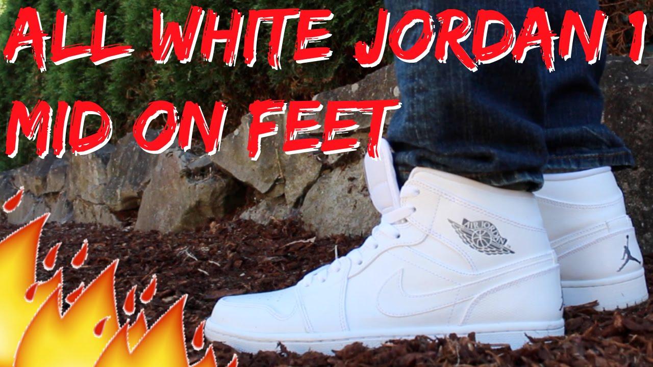 white out jordans