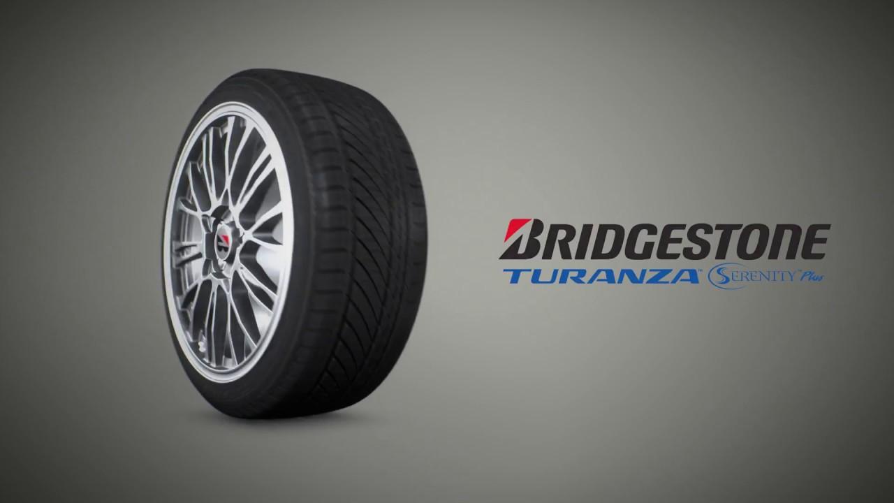 Bridgestone Turanza Serenity Plus >> Bridgestone | Turanza Serenity Plus - YouTube