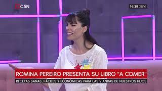 Tarde Xtra: Entrevista a Romina Pereiro