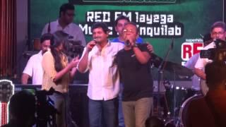 Chandrabindoo: Bondhu Tomay E Gaan Sonabo Bikal Balay  live in bandstand citycenter saltlake