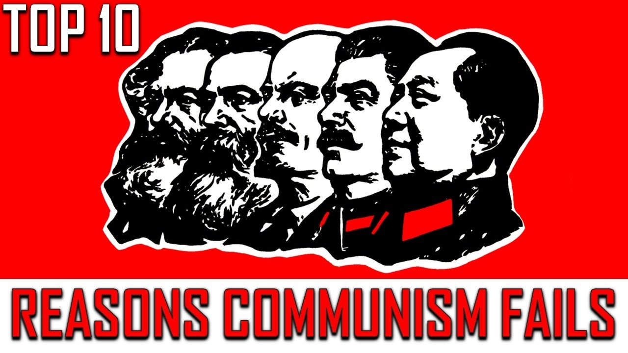 why does communism fail