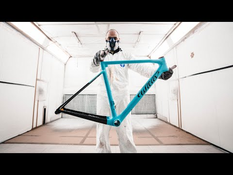 Designing And Painting My Dream Road Bike