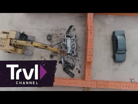 Operate Construction Equipment At 'Dig This Las Vegas' - Travel Channel
