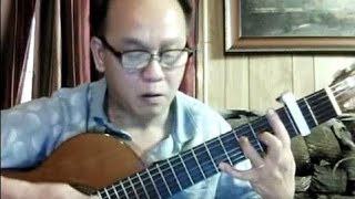 Mưa Rừng (Huỳnh Anh) - Guitar Cover
