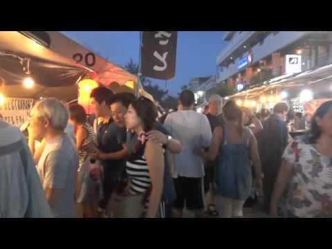 Garapan Street Market - Saipan