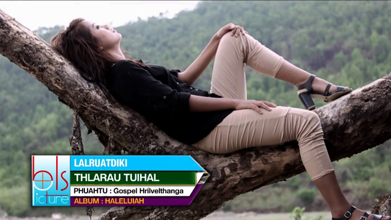 Lalruatdiki - Thlarau Tuihal (Official Music Video)