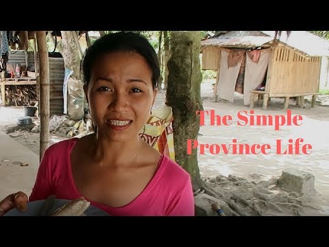 The Simple Province Life in the Southern Philippines & The Hunt for the Elusive Butiki