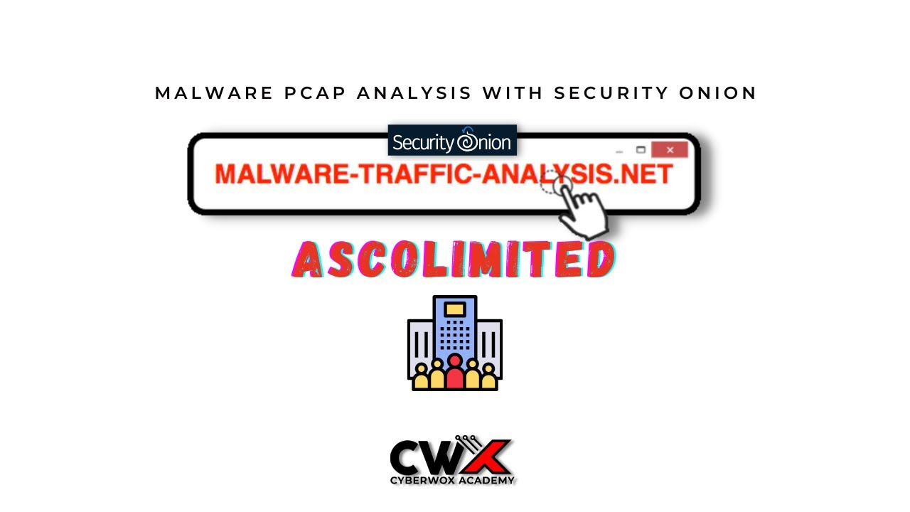 Malware Traffic Analysis with Security Onion   Ascolimited