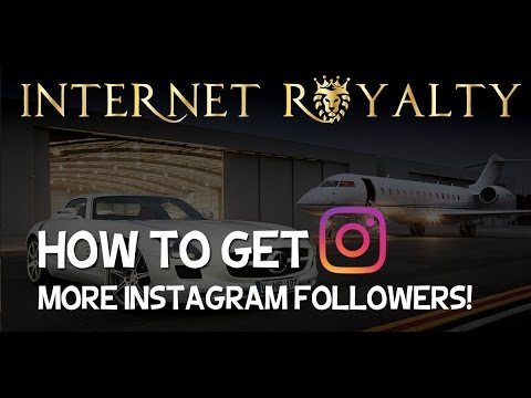 Internet Royalty Instagram Review - Your Blueprint To More Instagram Followers