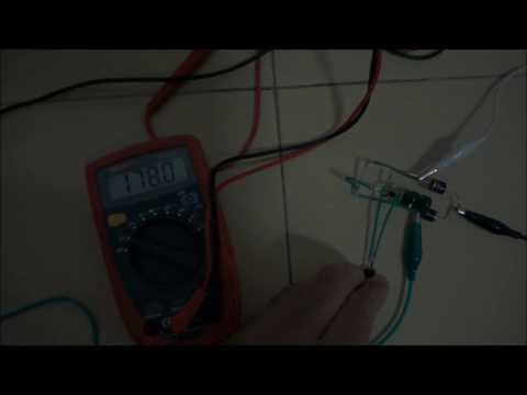 Avramenko plug using single wire to power flash tube ver 1.0