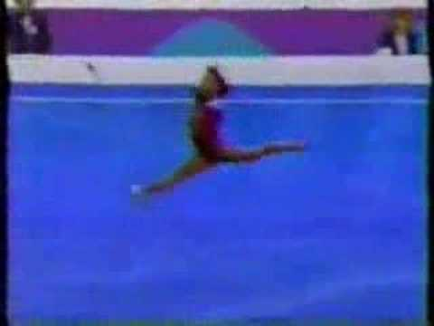Betty Okino - 1990 Goodwill Games EF - Floor Exercise streaming vf