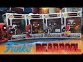 Funko POP Deadpool Panda Wizard Clown Samurai Gamestop Hot Topic Barnes Noble Exclusives mp3