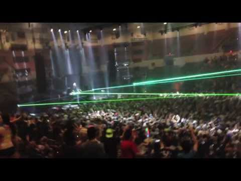 Showtek FTS  LED Anniversary 2014 San Diego HD