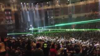 Showtek FTS live LED Anniversary 2014 San Diego HD