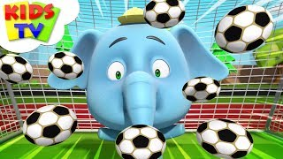 Penalty Shoot Out | Loco Nuts | Cartoons For Children | Kids Shows by Kids Tv