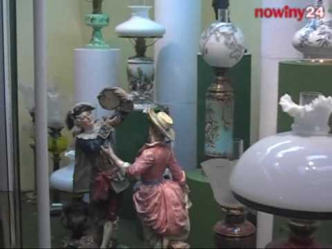 Lampy naftowe w Krośnie
