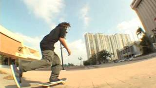 Julio Delgado Panamá Skateboarding