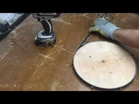 Bending flat bar without a slip roll