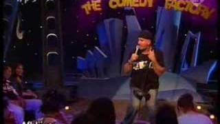 Comedy Factory Robert Kelly