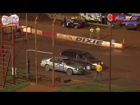 One Lap Drags Dixie Speedway 6/23/18!