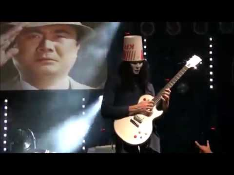 THE MOST INSANE SOLOS OF BUCKETHEAD! ! !