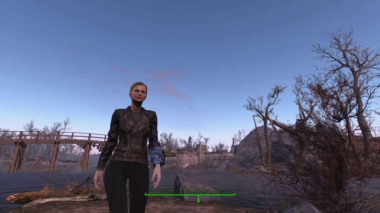 Fallout 4 Mod Review Outfits with Leggings by Itself