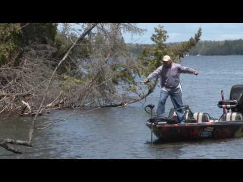 XTV- How to fish crappie trees