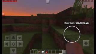 Minecraft pocket edition ep2 I died