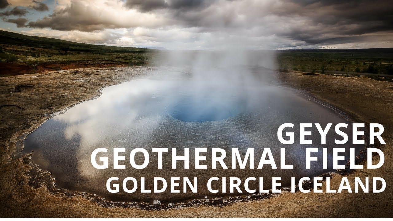 Geysir Hot Springs | Geothermal Field & Geysers | Extreme Iceland