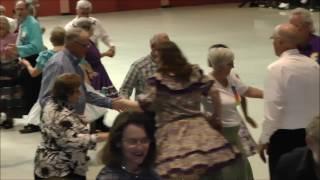 Square Dancing YUMA  Friday 2017 Joe Kromer Germany