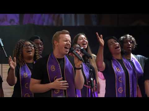 What a beautiful name  -  Birmingham Community Gospel Choir