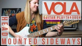 VOLA - Head Mounted Sideways (Guitar Playthrough by Asger Mygind)