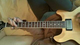 """""""I Feel So Good"""" by Richard Thompson, Point of View Guitar"""