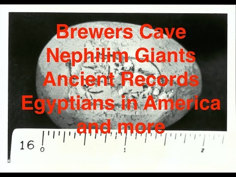 Brewers Cave, Ancient Records, Caves full of Gold Bars, Pyramids in Utah