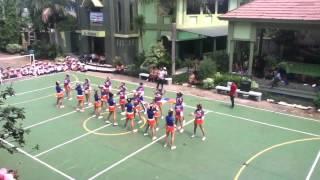 FTC Cheerleaders - demo ekskul SMAN 53 2012